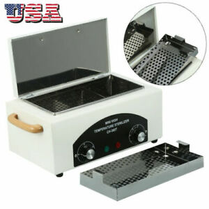 110v Dental Heat Cabinet Autoclave Hot Dry High Temperature Tool