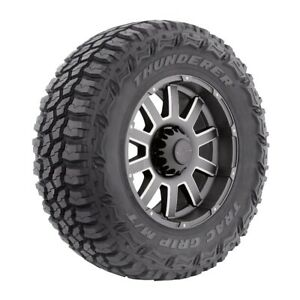 4 New Thunderer Trac Grip M T Mud Tires 3157017 315 70 17 31570r17