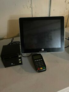 15 All In One Touch Screen Pos System Restaurant Retail Point Of