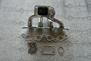 T3 Stainless Turbo Manifold For Corolla Mr2 4age Aw10 35 38mm
