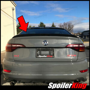Spoilerking Rear Duckbill Spoiler Wing Fits Vw Jetta Mk7 2019 On 284g