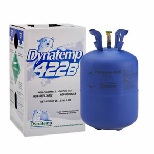 Refrigerant R422b R22 Drop In Replacement 25lb Same Day Free Shipping