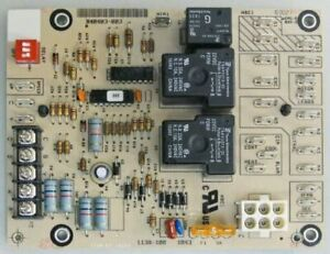 St9120c2010 Honeywell Furnace Fan Control Circuit Board