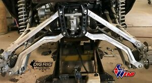 Lw High Clearance Arched Radius Rods Honda Talon R Edition Side By Side