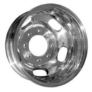17 Rear Forged Polished Alloy Wheel Rim For 2005 2010 Ford Superduty Dually