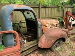 New Price On 1941 Chevy Pick Up Truck Rat Rod Or Easy Build