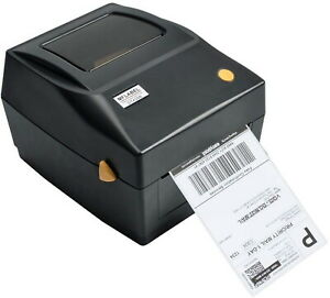 Commercial Grade Professional Shipping Label Printer Thermal High Speed 4x6 Tags