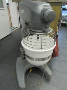 Hobart Legacy Hl200 20 Qt Commercial Dough Mixer Floor Model All New Electronics