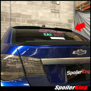Spoilerking 284rc Rear Window Roof Spoiler Wing Fits Chevy Cruze 2010 16