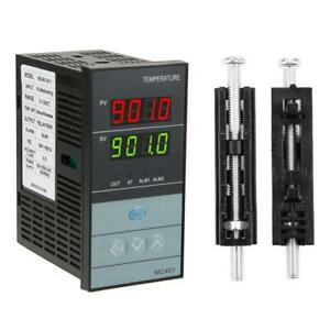 Pid Controlling Temperature Controller Relay Ssr Output Thermoregulator 0 1300