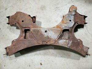 1970 Plymouth Dodge B Body 440 6 Pack K Frame With Skid Plate