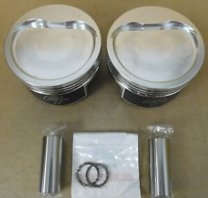 Wiseco Pt141a155 Ford Pro Tru Forged Piston 4 155 Bore 3 400 Stroke 5 400 Rod