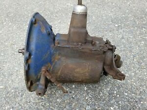 1937 Ford Flathead V8 60 Hp Toploader 3 Speed Transmission Modified For 85 Hp