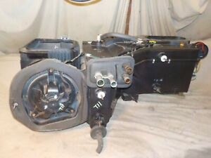00 01 Jeep Wrangler Tj Heater A c Climate Control Box Assembly Unit W Blower T11