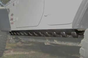 Rugged Ridge 11651 61 Rocker Panel Guard