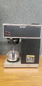 Restaurant Bunn 33200 Vpr 12 Cup Commercial Pourover Coffee Maker Tested