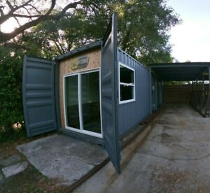 Shipping Container Office Storage Custom Designs