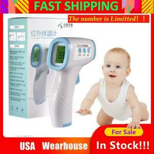 Infrared Thermometer Lcd Laser Temperature Gun Non contact Digital Ir Temp Meter