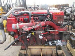 2008 Cummins Isx Engine Assembly Complete Free Ship 1 Year Warranty