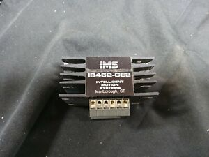 Ims Ib462 ge2 Intelligent Motion Systems Microstepping Drive Stepper Motor Drive