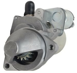New Starter For Lawn Applications With Kohler Ch440 3111 Engines 17331 12v Ccw