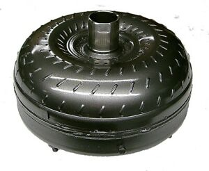 Ford C4 High Stall 1800 2200 10 5 Bolt Cir 24 Or 26 Spline Torque Converter