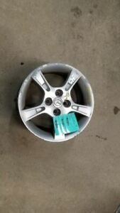 Wheel 15x6 Alloy 5 Notched Spokes Fits 02 03 Mazda Protege 929400