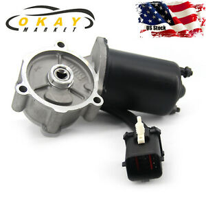 Transfer Case Shift Motor Actuator For 2004 2008 Ford F150 600 911