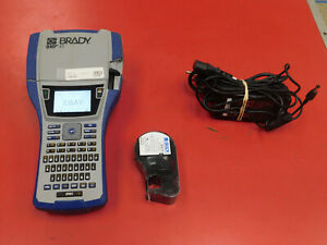 Brady Bmp41 Portable Label Printer And Charger