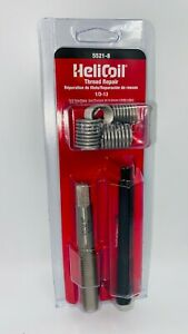 Helicoil 5521 8 1 2 13 Inch Coarse Thread Repair Kit