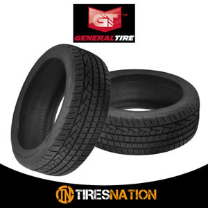2 New General G max As 05 205 55 16 91w All season Sports Tire