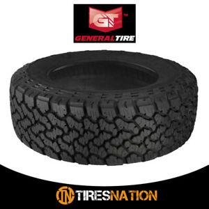 1 New General Grabber A Tx Lt265 60r20 10 121 118s Tires