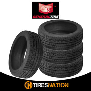 4 New General G max As 05 205 55 16 91w All season Sports Tire