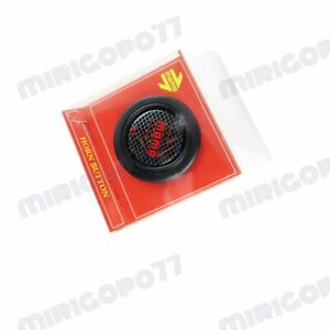 Sport Competition Tuning 59mm Momo Gloss Black carbon Steering Wheel Horn Button