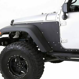 Smittybilt Xrc Body Armor Front Protection Panel For Jeep Jk Wrangler 07 18