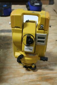 Topcon Et 1 Total Station