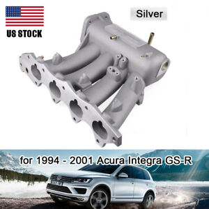Aluminum Pro Series Intake Manifold For Acura Integra 1994 2001 Gs R B18c1
