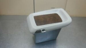Chevrolet Gmc Silveardo Tahoe Suburban Yukon Center Console Lid 99 02 Tan Cream