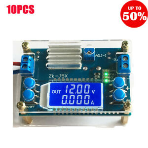 5a Dc dc Boost Buck Step down Constant Voltage Current Power Supply Module 10pcs