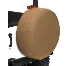 Bestop 29 Spare Tire Cover For Jeep Toyota Honda Chevy Ford Dodge Tan Denim
