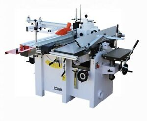 5 In 1 European Style Multi Functioning Woodworking Machine