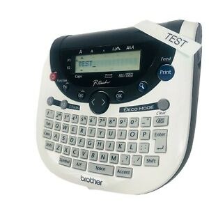 Brother P touch Pt 1290 Thermal Label Maker Labeling Printer System Tape