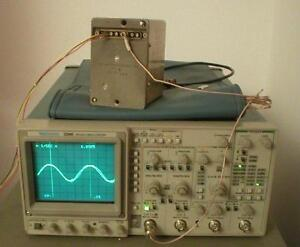 Military 5 Mhz Frequency Standard Oscillator