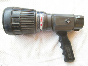 Akron Akromatic Fire Fighting Nozzle Style 5016 1 5