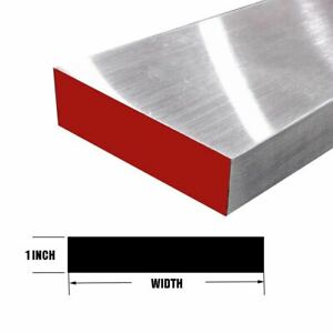 2024 Aluminum Rectangle Bar 1 X 2 5 X 48