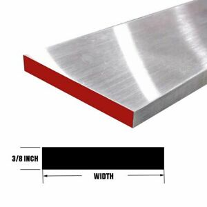 2024 Aluminum Rectangle Bar 0 375 X 2 X 48