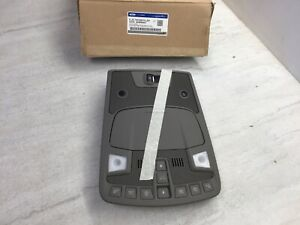 2016 2018 Ford F150 Oem Overhead Console Assembly Fl3z 18519a70 Lah