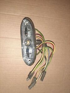 1958 1959 1960 Lincoln Ford 6 Way Power Seat Switch Continental Restored