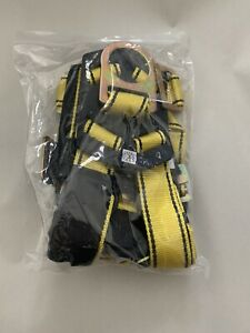 Safety Works 3d Ring Full Body Safety Harness Fall Protection