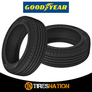 2 New Goodyear Assurance Comfortred Touring 225 60 17 98h All season Tire